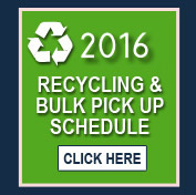 2015 Recycling Schedule