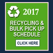 2017 Recycling Schedule