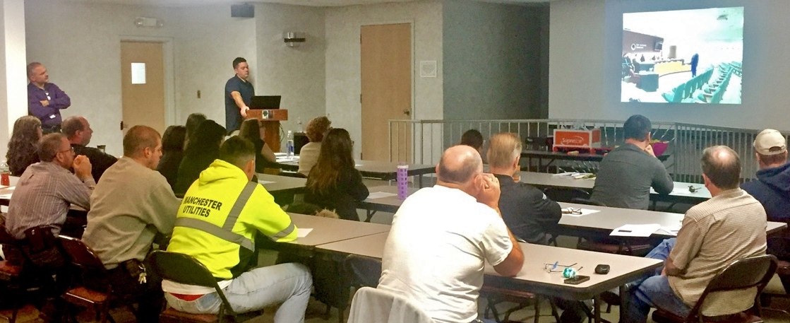 Township Employees Complete Alice Active Shooter Training